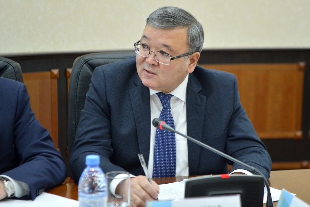 Сменился посол Казахстана в Беларуси, постоянный представитель страны при уставных органах СНГ
