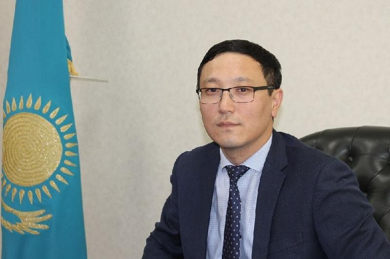 Руслан Енсебаев назначен вице-министром финансов РК
