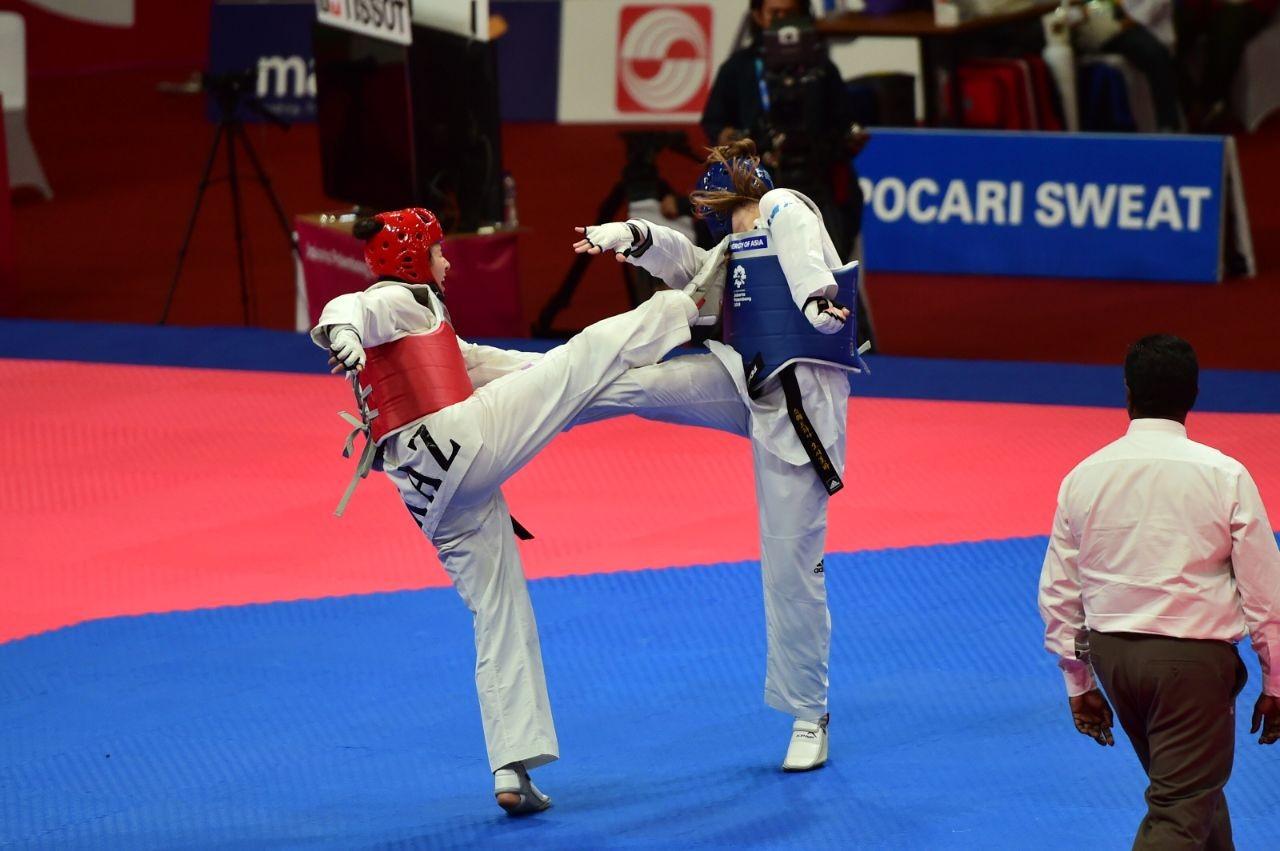 Таеквондисты РК завоевали шесть золотых медалей на турнире Fujairah Open