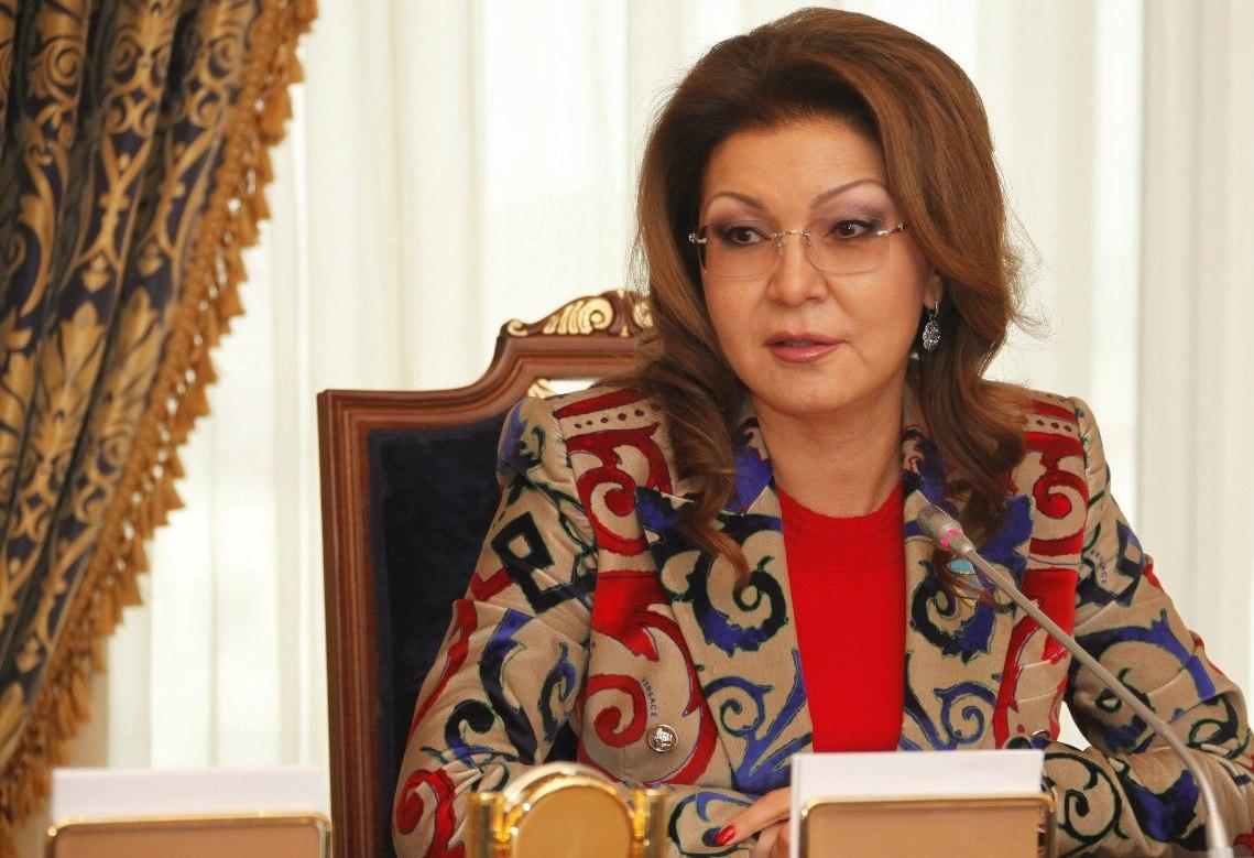 Даригу Назарбаеву назначили спикером сената
