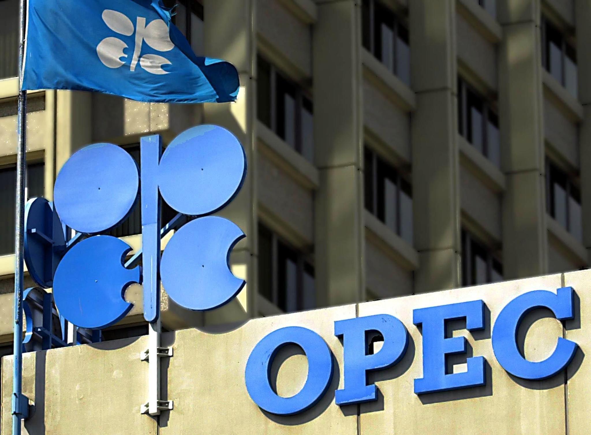 ОПЕК чуть снизила прогноз роста поставок нефти из стран не ОПЕК в 2018 году
