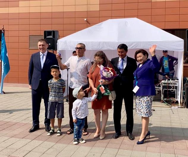 Қарағанды облысында «Бақытты отбасы» бойынша алғашқы несие берілді