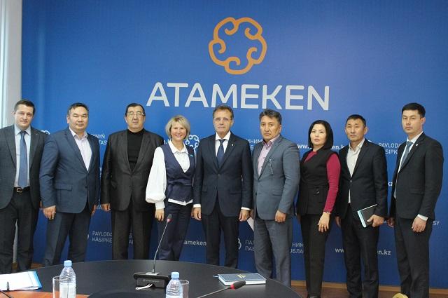 Посол Румынии Чезар Маноле Армяну призвал сотрудничать павлодарские компании