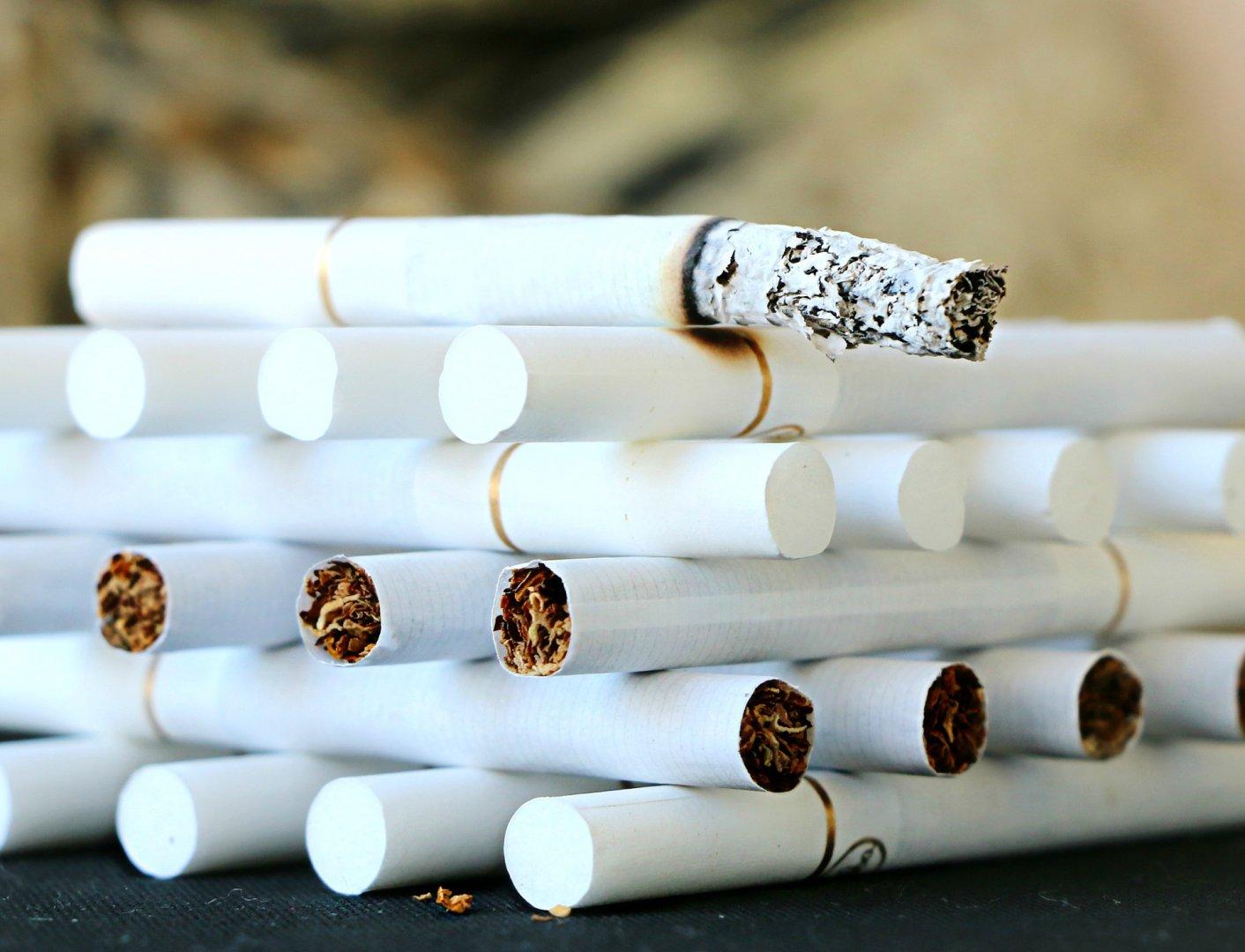 В порту Актау пограничники пресекли контрабанду крупной партии табачных изделий
