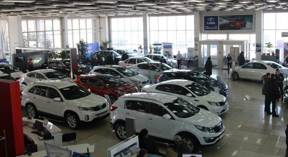 Автопродажи выросли на 27%
