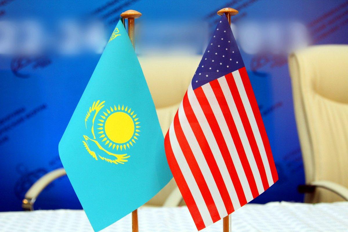 Астана и Вашингтон проведут расширенный диалог по стратегическому сотрудничеству