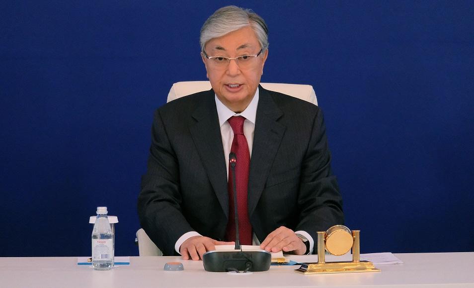 Қасым-Жомарт Тоқаев: Халықаралық резервіміз – 90 млрд доллар