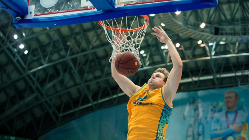 Баскетболисты «Астаны» могут принять участие в Матче всех звезд Единой лиги ВТБ