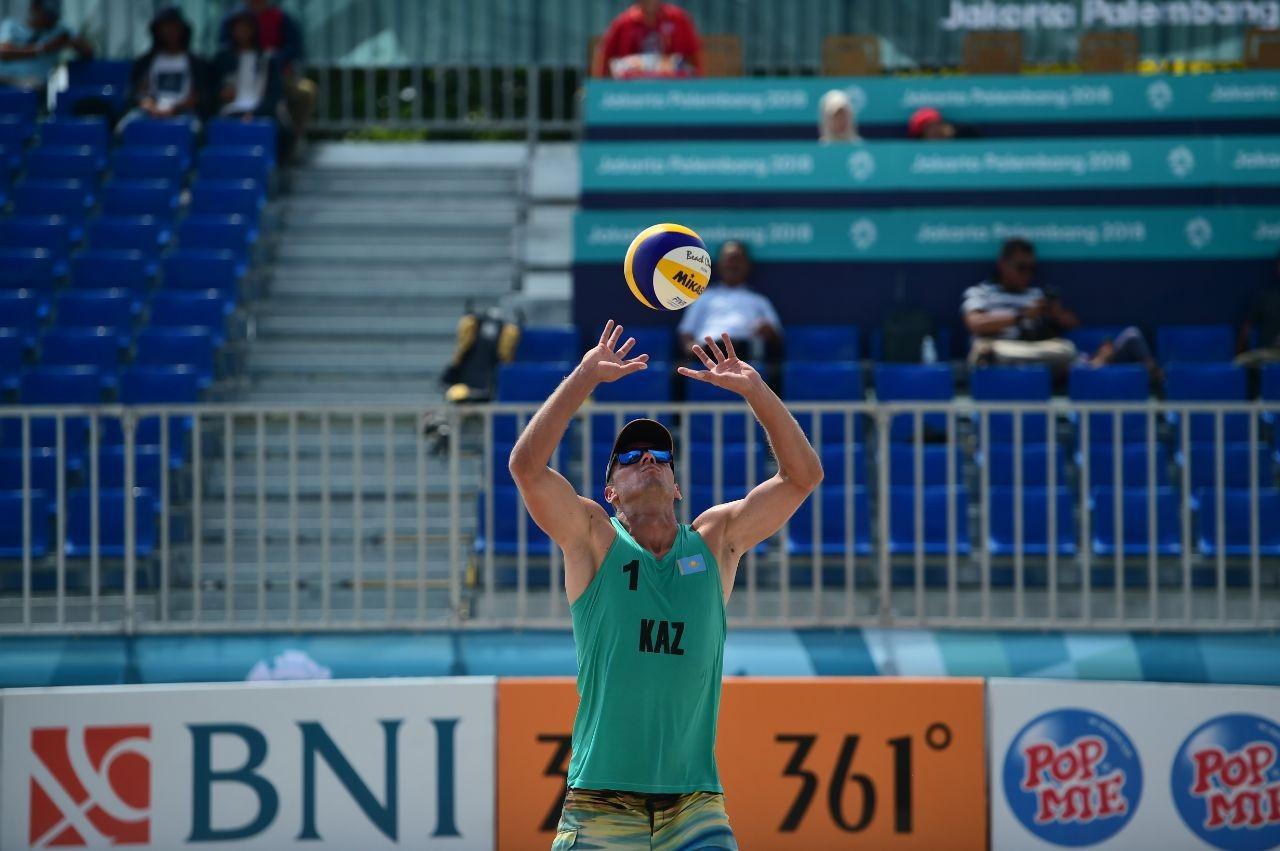Сколько казахстанских команд примут участие в отборе на ЧМ-2019 по пляжному волейболу