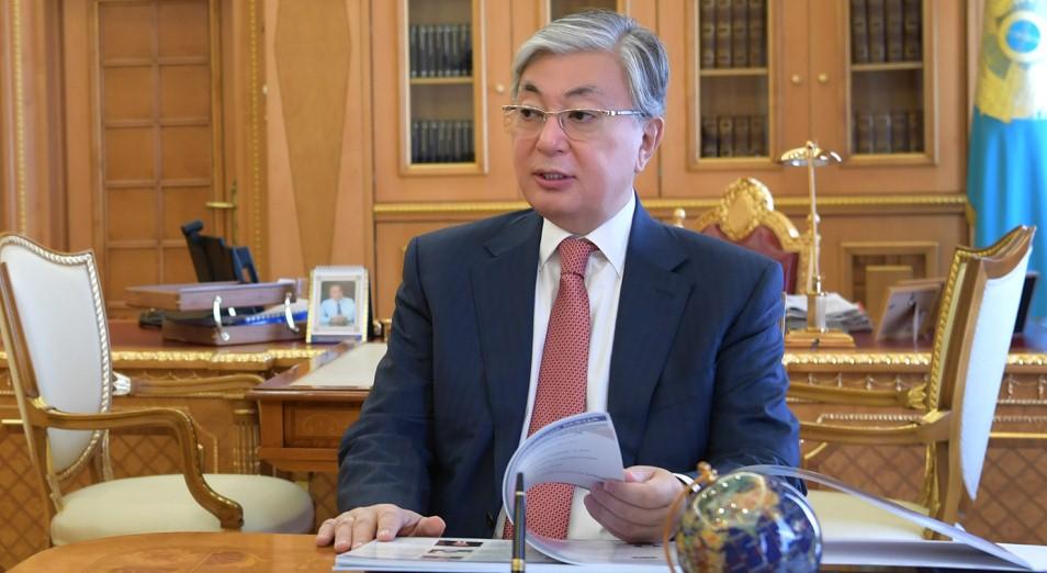 Касым-Жомарт Токаев: «Казахстан заинтересован в углублении торгово-инвестиционного сотрудничества с Южной Кореей»