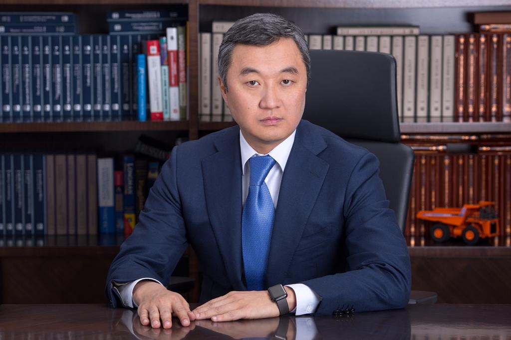 Бахтияр Крыкпышев получил новую должность