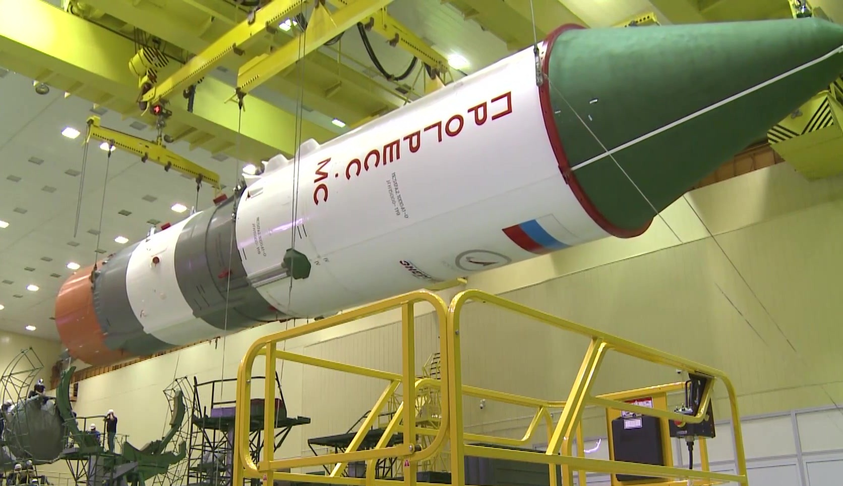 Космический грузовик-рекордсмен «Прогресс» затоплен в Тихом океане