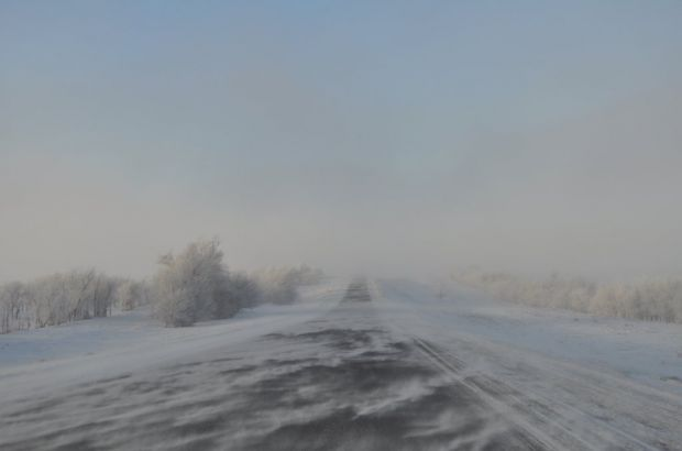 Астана закрывает движение на ряде автотрасс