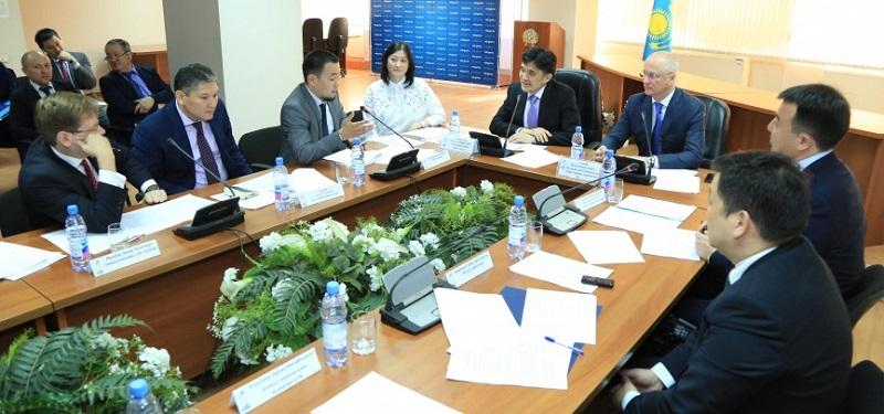 НПП РК «Атамекен» предлагает разработать комплексный анализ авиаотрасли для ее развития