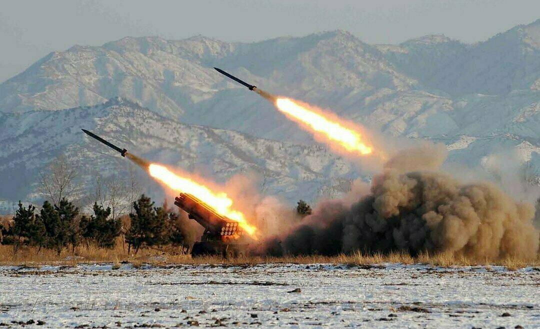 Северная Корея осуществила очередной ракетный пуск