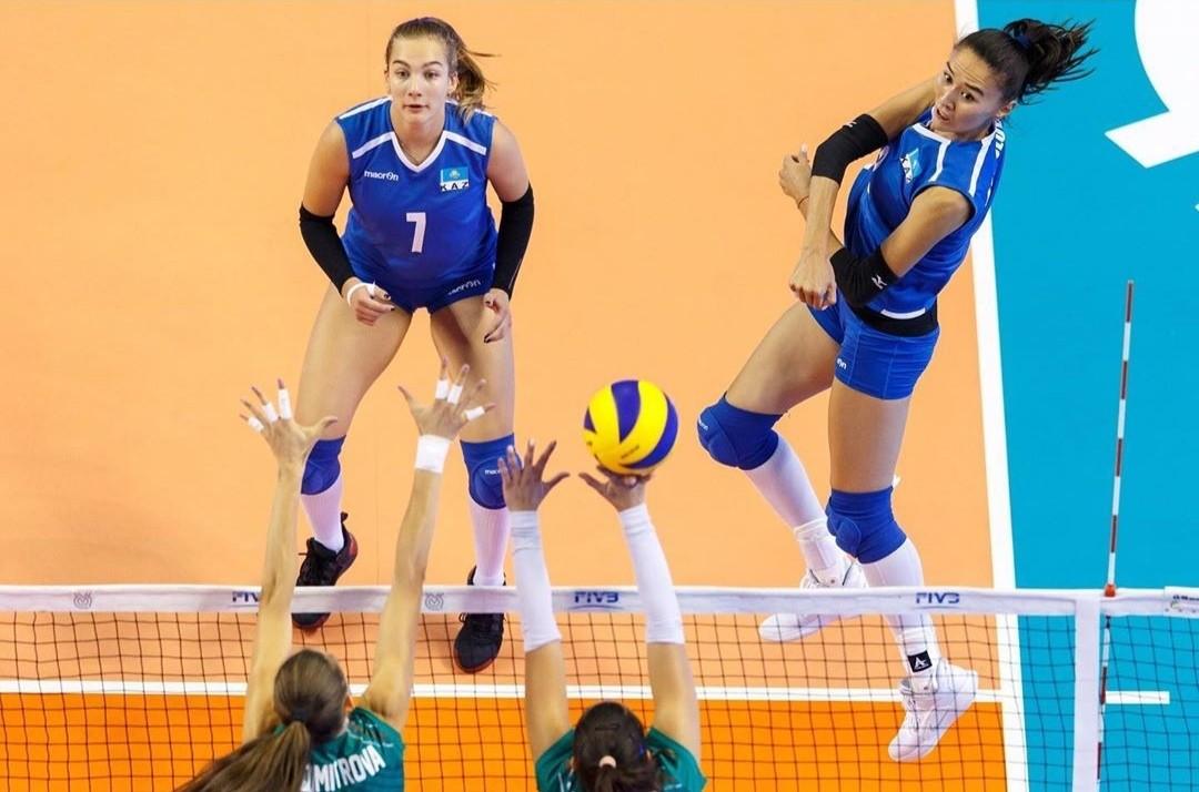 Волейбол: Қазақстанның әйелдер командасы Токио Олимпиадасына қатыспайды