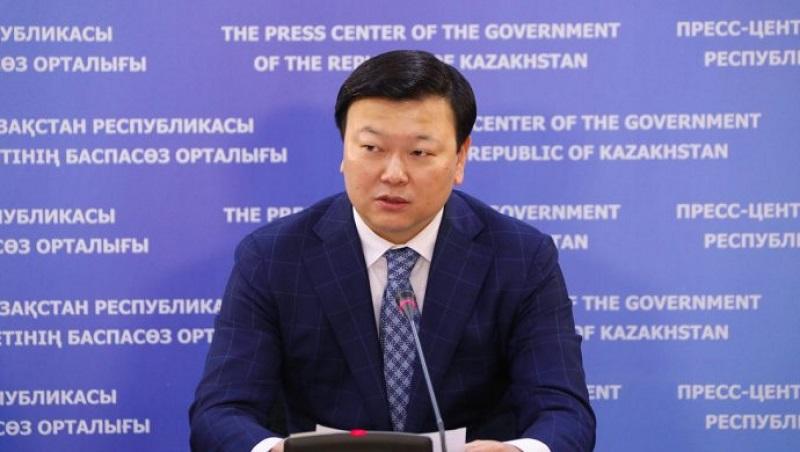 Мәжіліс денсаулық сақтау министрі лауазымына Алексей Цойдың кандидатурасын мақұлдады