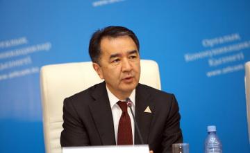 Бақытжан Сағынтаев «Нұр Отанның» саяси кеңесіне мүше болды