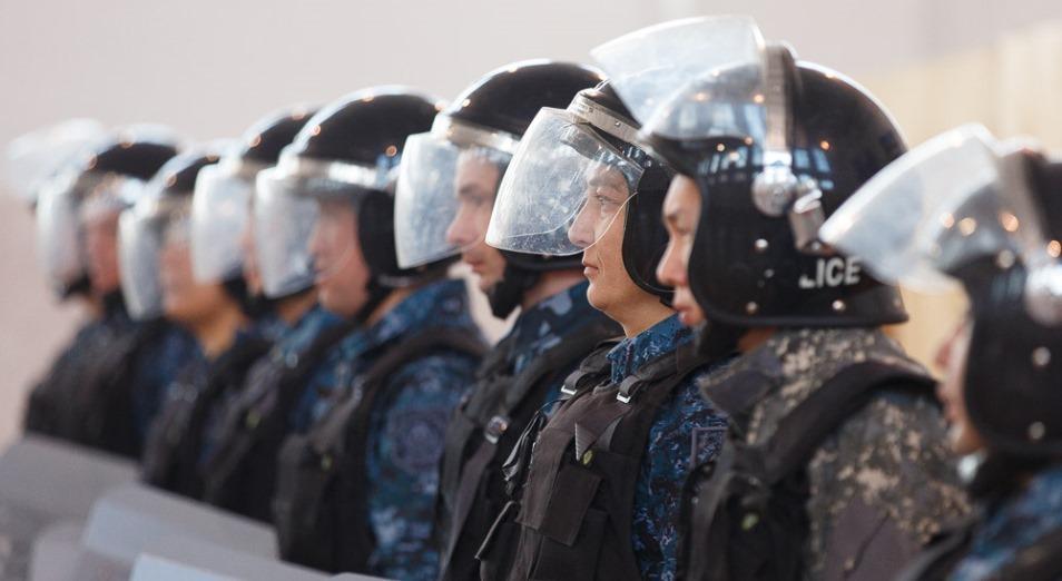 Генпрокуратура дала предварительную оценку действиям полиции во время митингов
