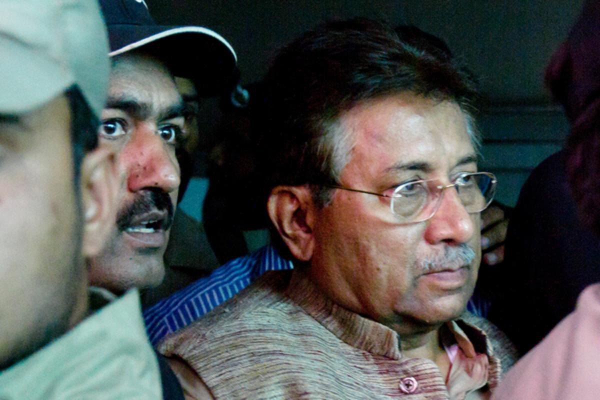 Армия Пакистана выступила против решения суда, вынесшего смертный приговор Мушаррафу