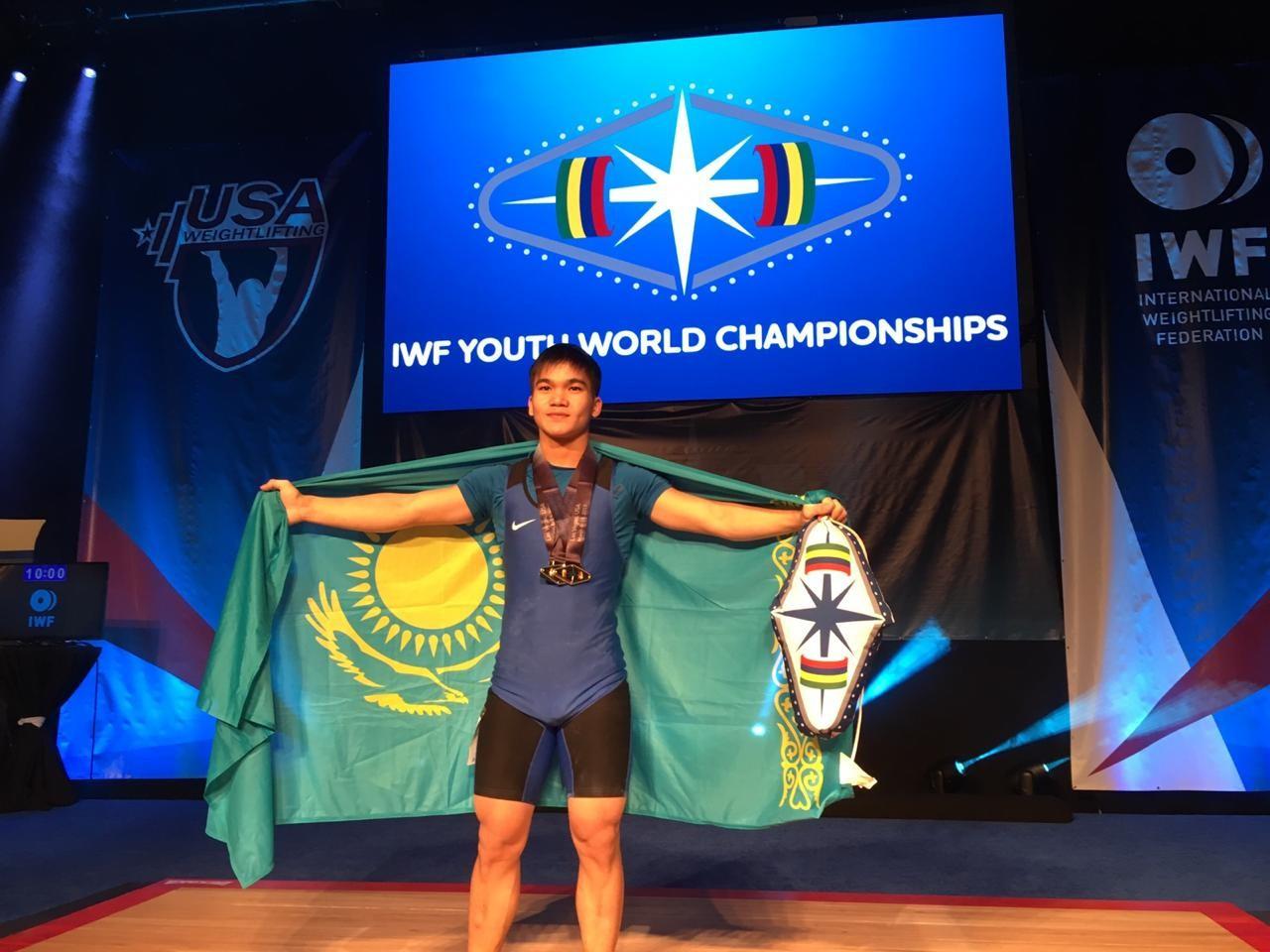 Зілтемірші Ақмолда Сайрамкез Азия чемпионатында үштікке енді