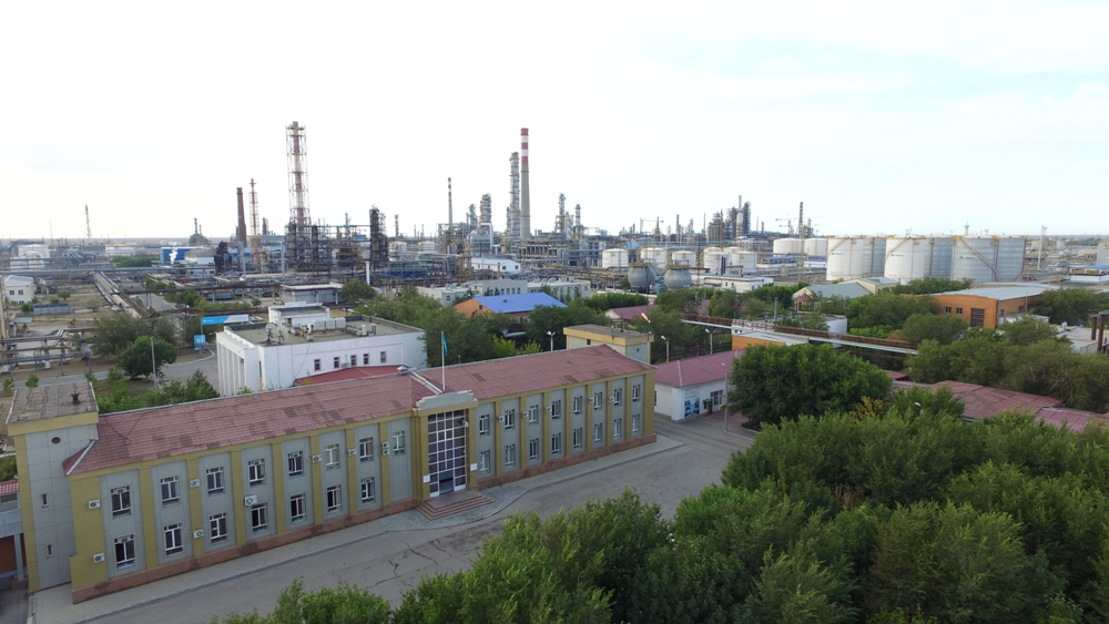 Атырауский НПЗ увеличил переработку нефти и установил производственный рекорд