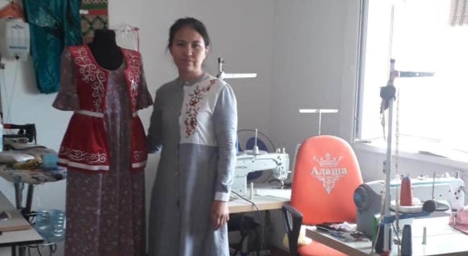 Как мама шестерых детей основала свой бизнес в Казахстане