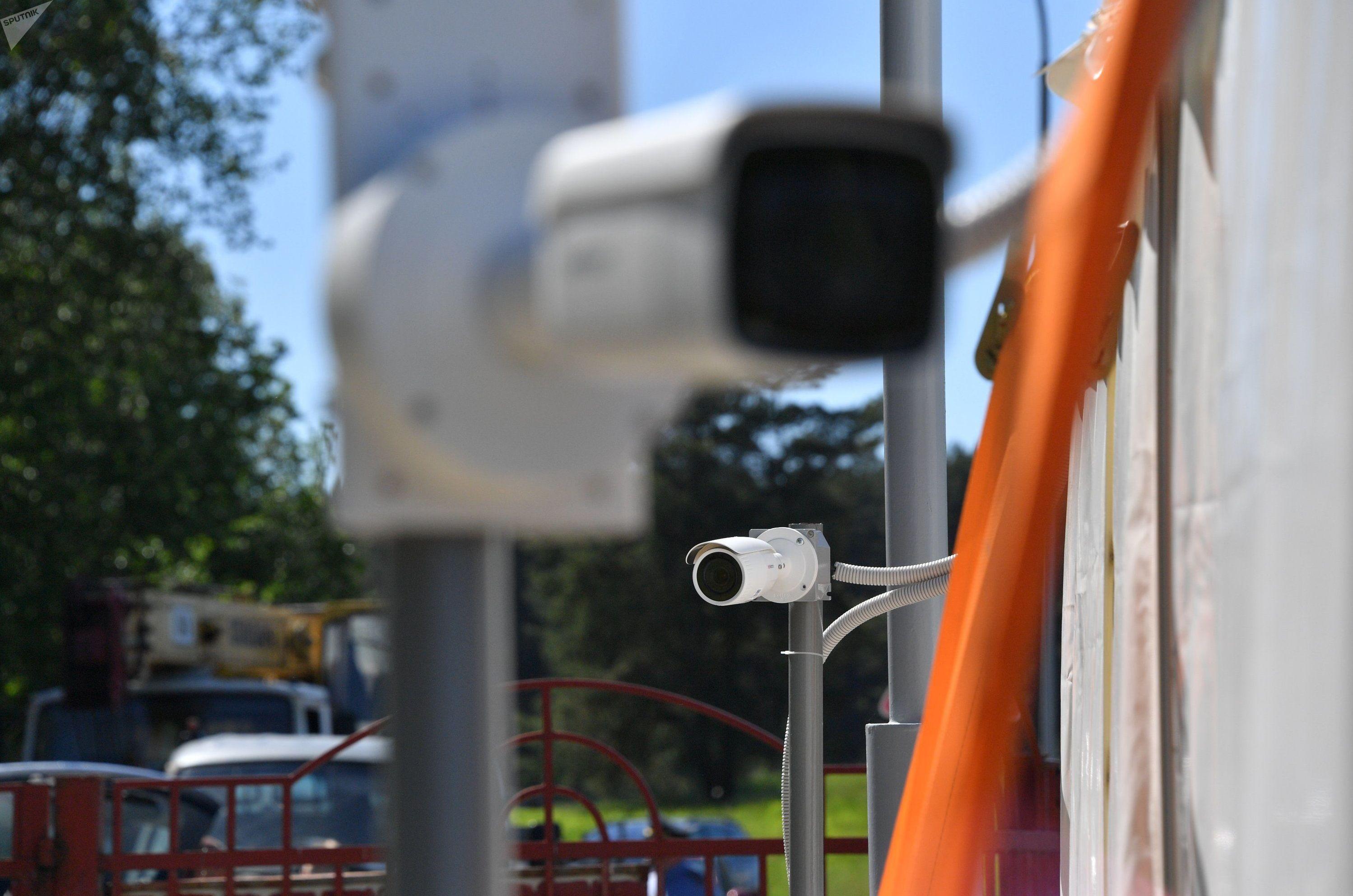 Түркістанда күдік тудырған адамдарды тіркей алатын камералар орнатылды