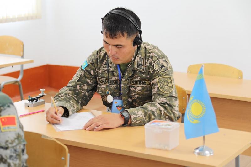 Военные Казахстана лидируют в конкурсах АрМИ-2018