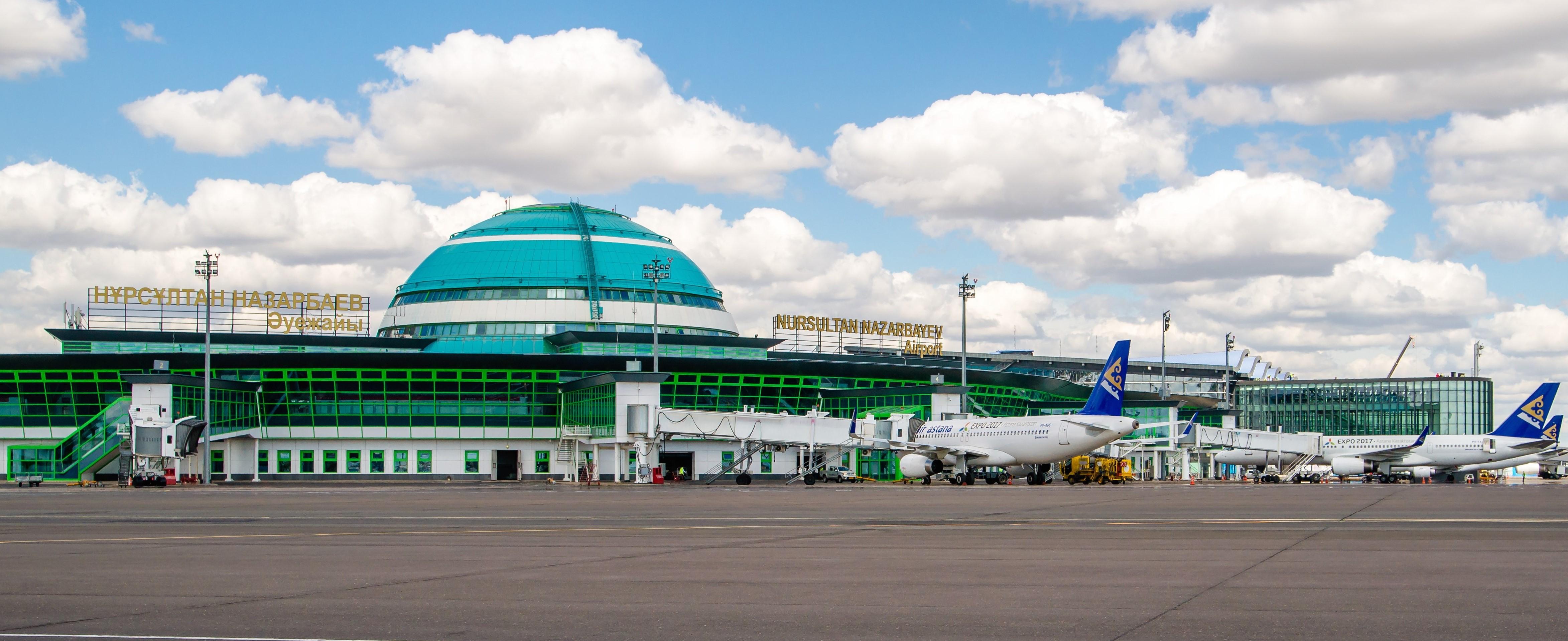 Аэропорт Нурсултан Назарбаев в I квартале обслужил более 6,5 тысячи рейсов