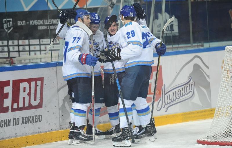 «Номад» вышел в свой первый финал в статусе команды ВХЛ
