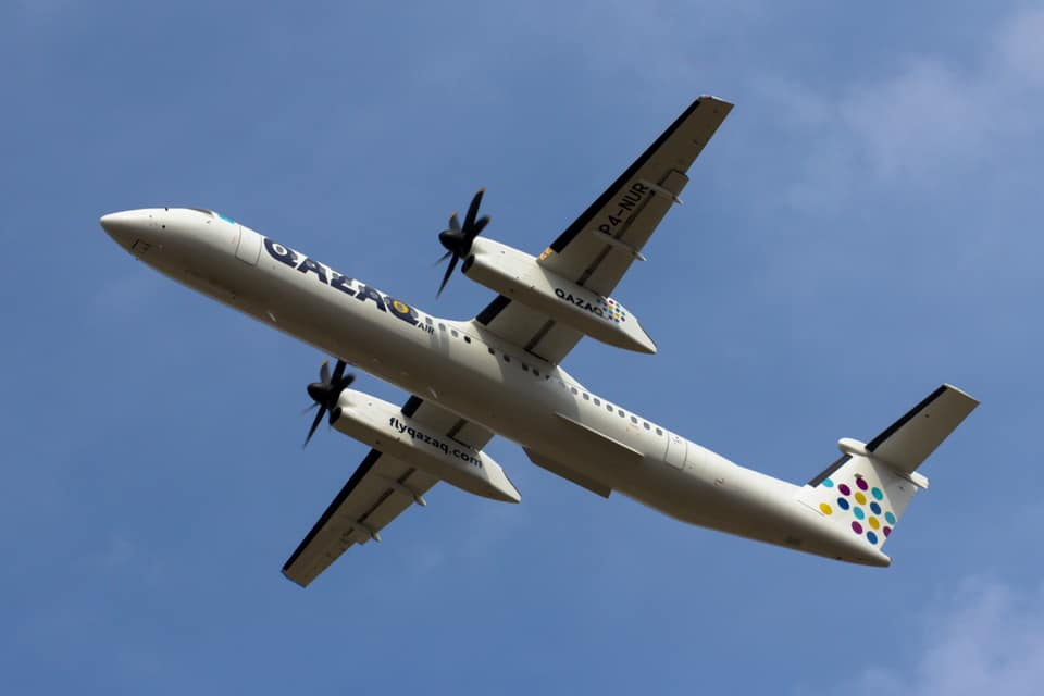 Авиакомпания Qazaq Air намерена выполнять международные авиаперевозки