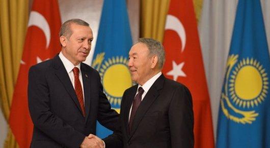Нұрсұлтан Назарбаев Түркияға ресми сапармен барады