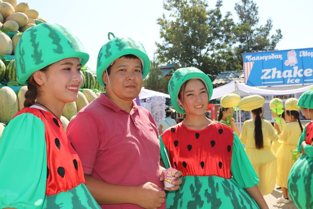 «Қауын Fest» фестивалінде бас жүлдеге «темір тұлпар» тігілді