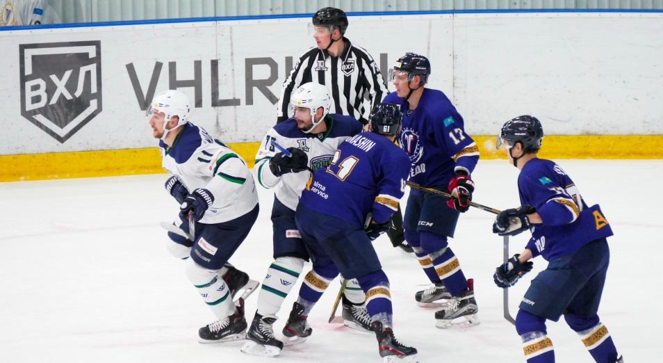 Регулярка ВХЛ: «Торпедо» и «Номад» вошли в зону плей-офф