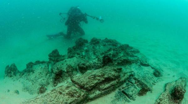 Португалияда осыдан 400 жыл бұрын су түбіне батып кеткен кеме табылды
