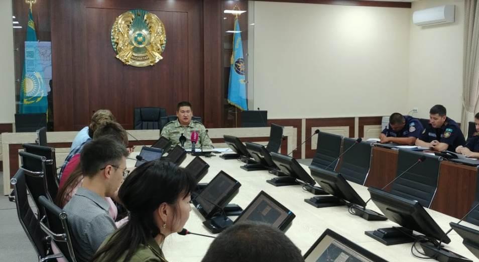 Угроза селя в Алматы: ситуация остается стабильной