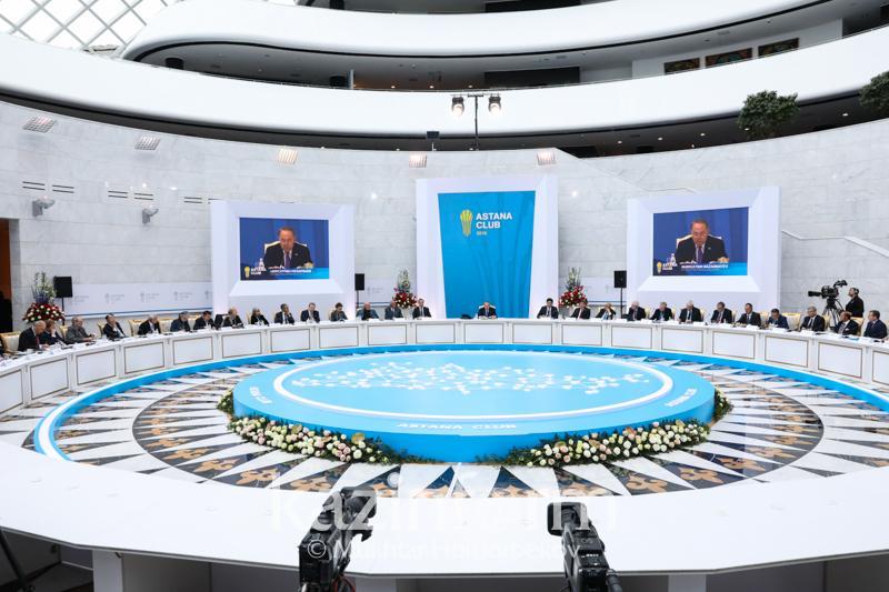 Назарбаев әлемдік державалардың қарулану жарысына қайта оралуы мүмкін екендігін ескертті