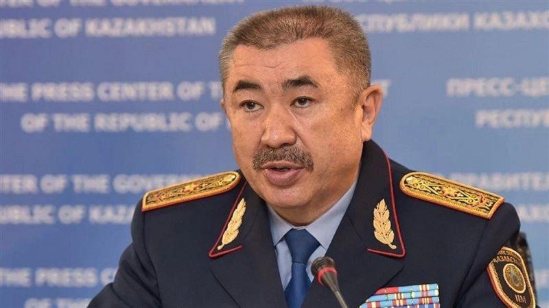 Глава МВД Казахстана обсудил с генсеком Интерпола взаимодействие в борьбе с экстремизмом и транснациональной преступностью