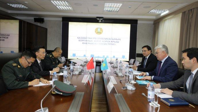 Атамкулов пригласил китайские компании к совместному мирному освоению космоса
