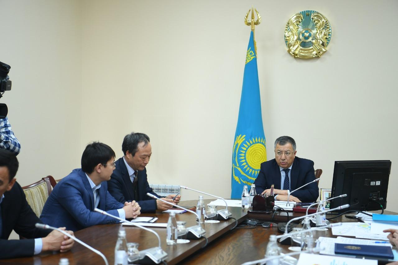Қытайлар Түркістандағы құрылысқа 51 миллиард теңге инвестиция салмақ