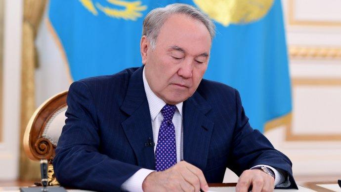 Нурсултан Назарбаев в интервью казахстанским СМИ ответит на вопросы журналистов