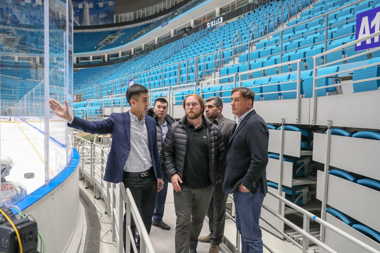 Астанаға Біріккен күрес әлемінің техникалық делегациясы келді