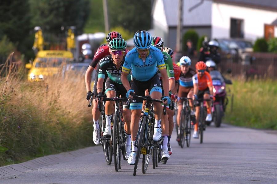 Йон Исагирре стал 12-м на шестом этапе «Тура Польши»