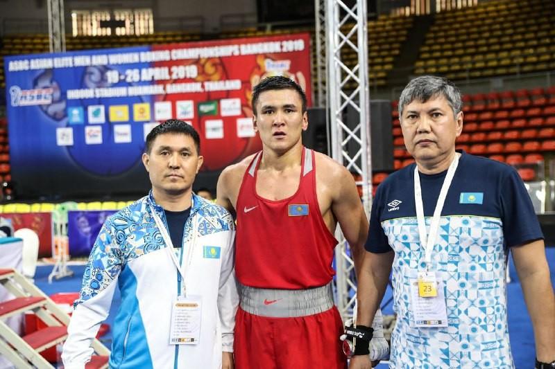 Азия чемпионаты: 4 боксшымыз «алтынға» таласады