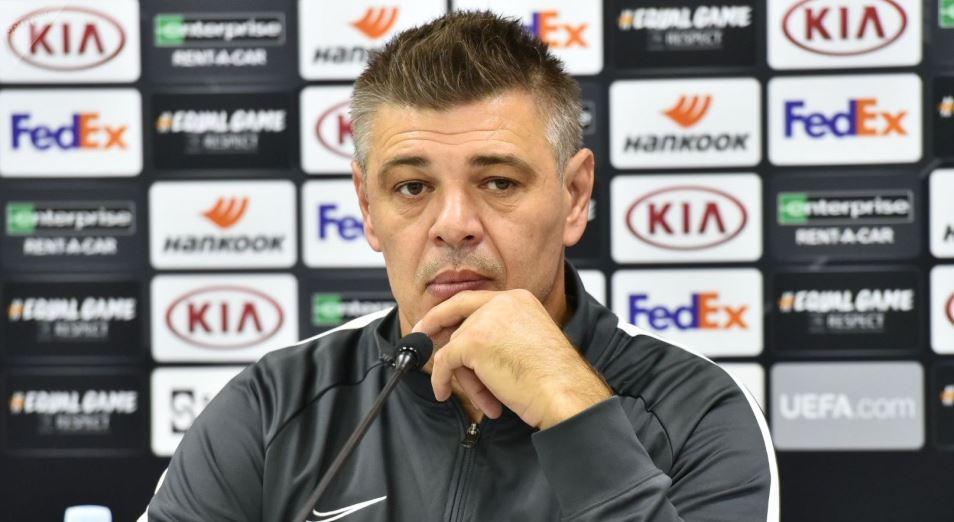 Лига Европы: «Партизан» готов преодолеть усталость в матче с «Астаной»