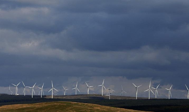 Шотландия үш жылдан кейін толықтай жаңартылатын энергияға ауысады