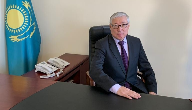 Қарағанды облысы Ұлытау ауданына Берік Әбдіғалиұлы әкім болды
