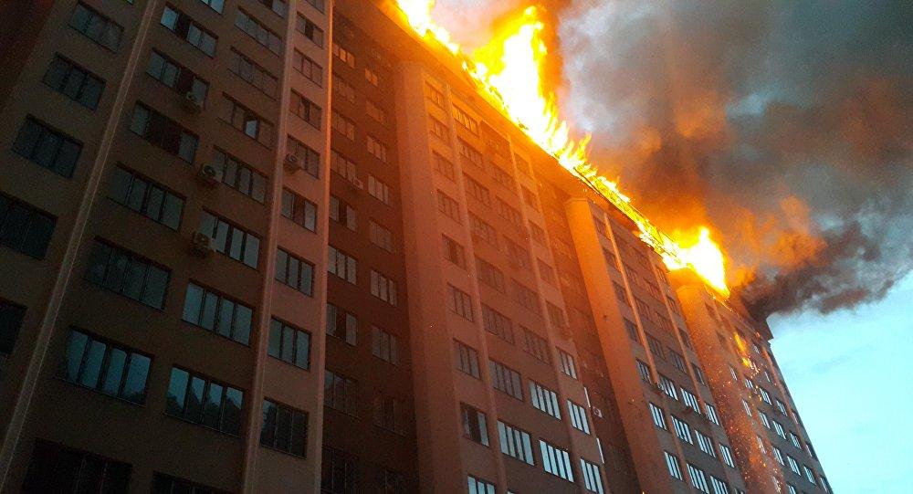 Астанада 154 көпқабатты тұрғын үй өрт қауіпсіздігіне сай келмейді