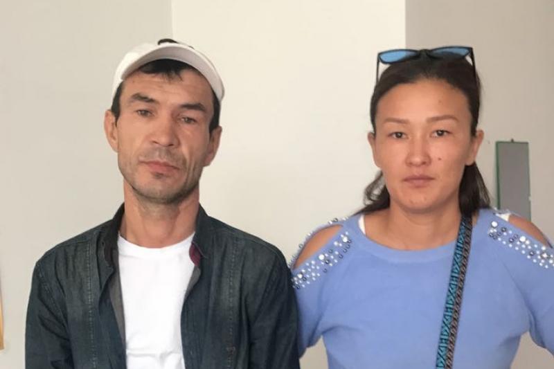 Полиция с поличным задержала карманных воров в автобусах Алматы